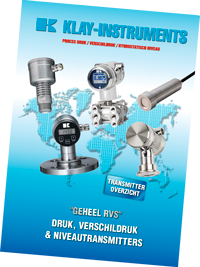 Klay Instruments download brochures