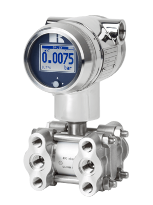 Klay Instruments DP-4000 differential pressure transmitter